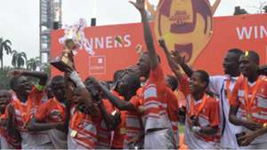 St. Finbarrs College are GTBank Masters Cup Champions