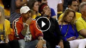 Neymar en la NBA