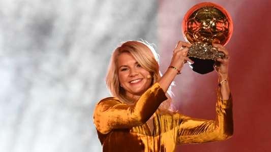 Ada Hegerberg Ballon d'Or
