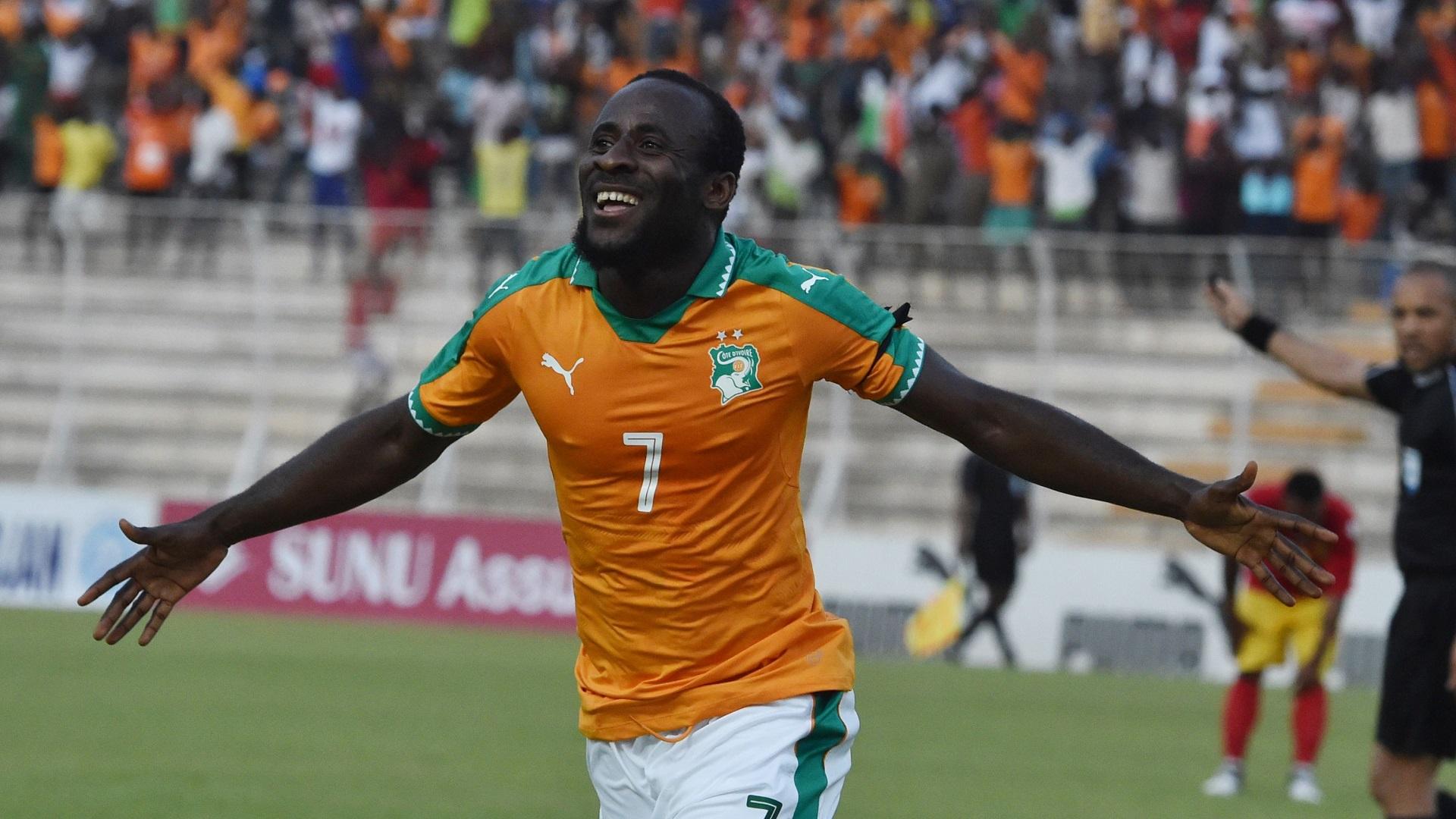Seydou Doumbia of Ivory Coast