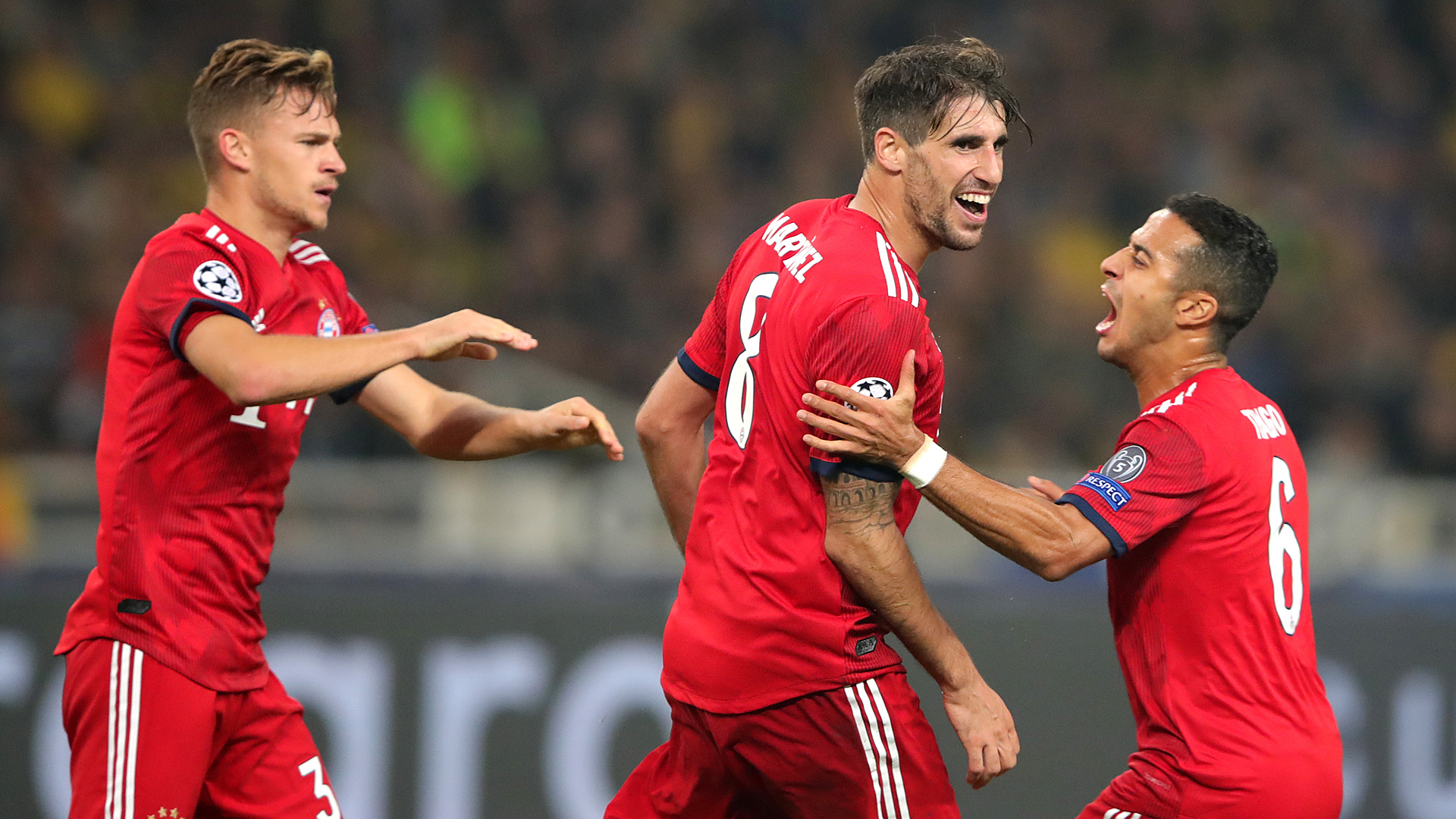 FC Bayern AEK Athens
