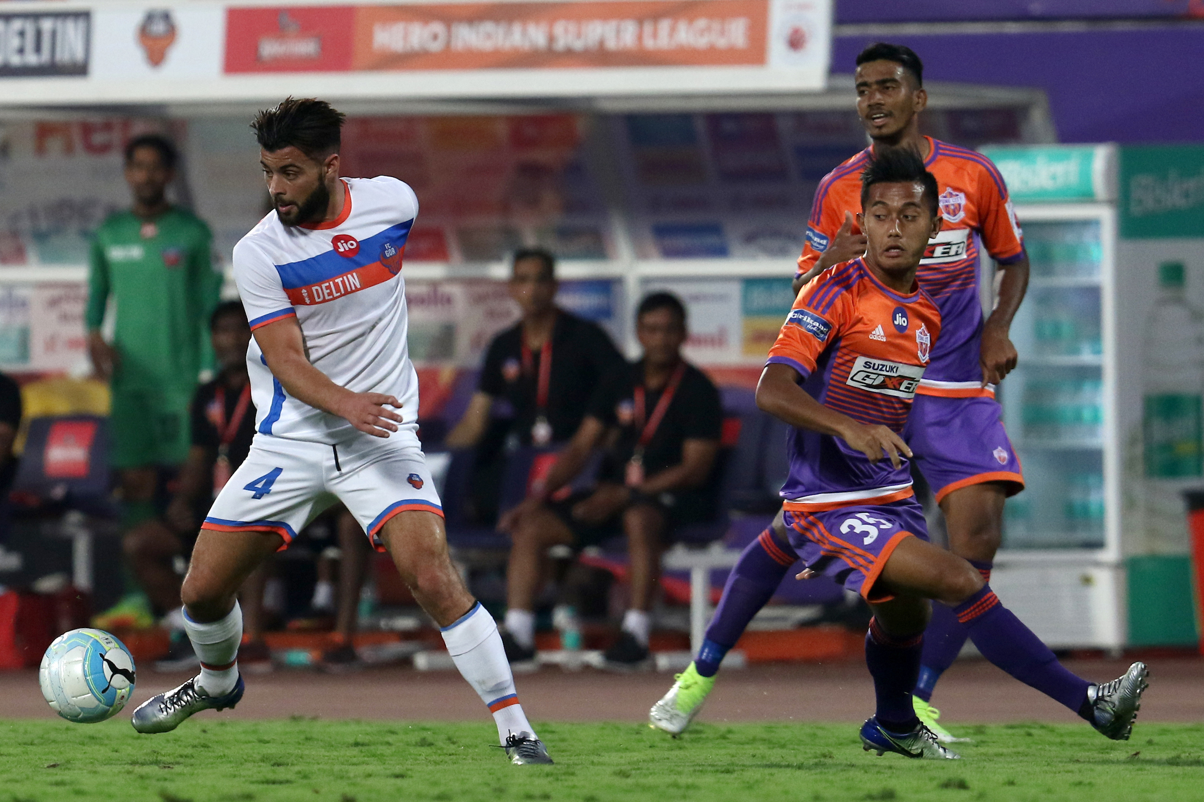 ISL: Chennaiyin salvages crucial away goal in drawn affair