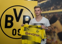 Maximilian Philipp Borussia Dortmund 07062017