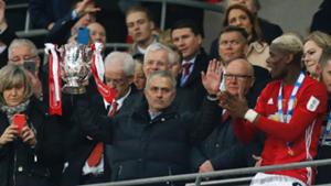 Mourinho League Cup 2017