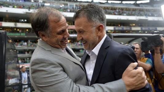 Bruce Arena Juan Carlos Osorio Mexico USA