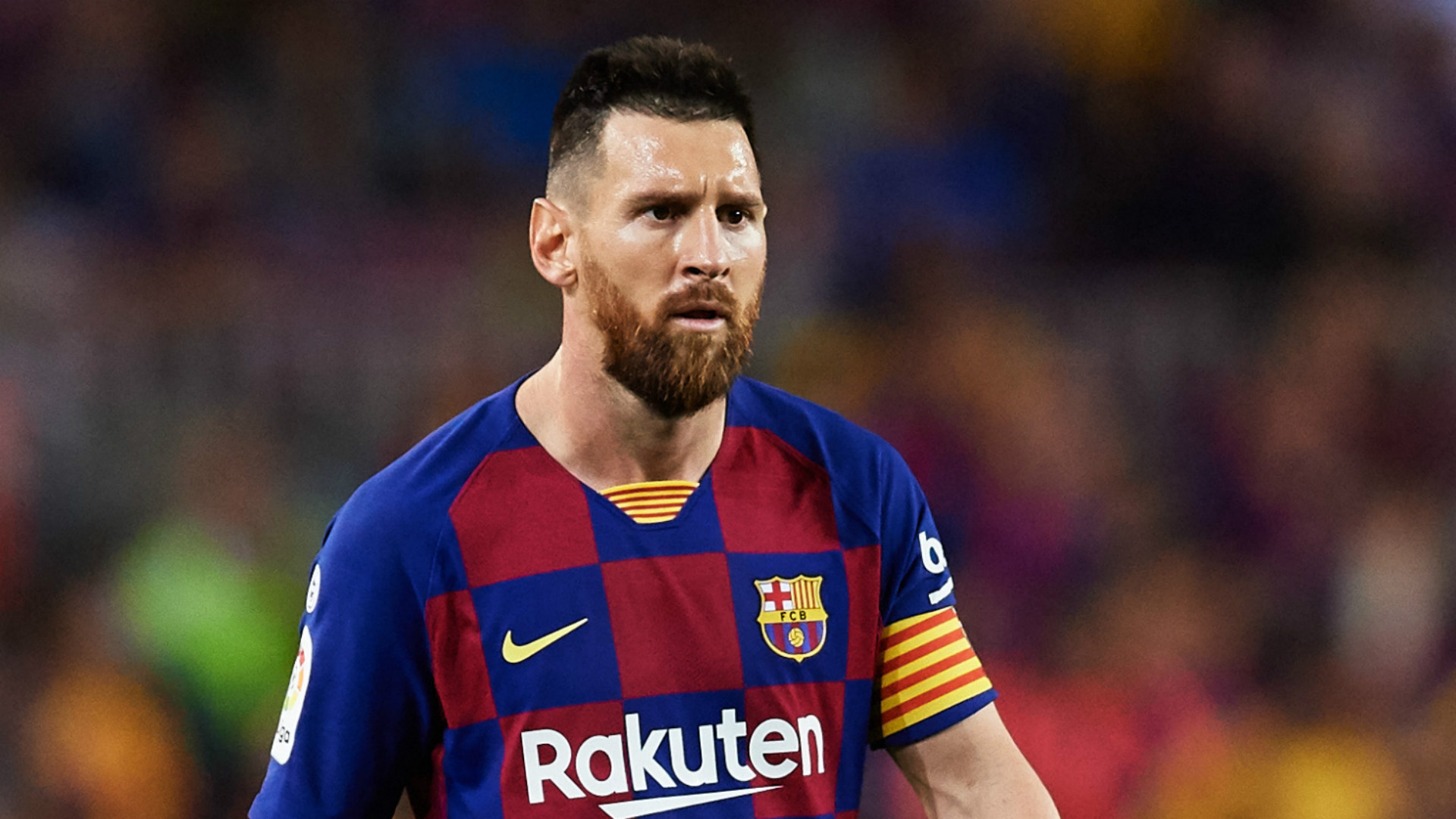 'It's always easier with Messi on the pitch!' – Ter Stegen welcomes return of Barcelona talisman