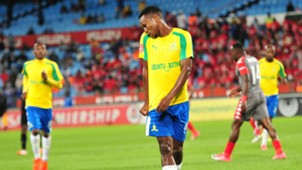 Themba Zwane Sundowns v SuperSport United
