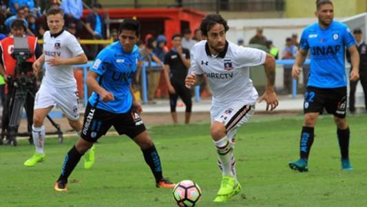 090917 Jorge Valdivia Diego Torres Benjamín Berríos Hans Salinas Colo Colo Iquique