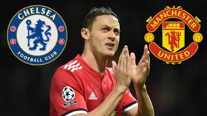 Nemanja Matic Chelsea Manchester United