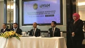 PFAM MOU, 24/05/2017
