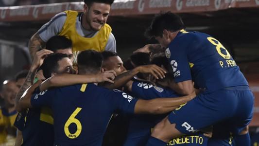 AFP Libertad Boca Juniors Copa CONMEBOL Libertadores 30082018