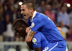 11) LEONARDO BONUCCI, 82 presenze