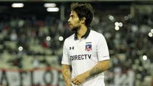 Jorge Valdivia Colo Colo Huachipato 120717