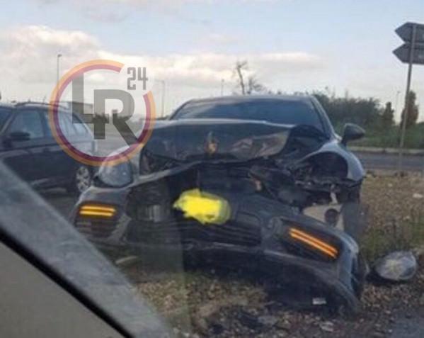 Perotti accident