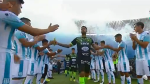 CAPTURA Racing Defensa y Justicia Superliga 07042019