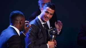 Cristiano Ronaldo 2017 FIFA The Best 23102017