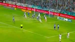 Marcelo Benitez Belgrano Racing Fecha 21 Superliga Argentina 2018