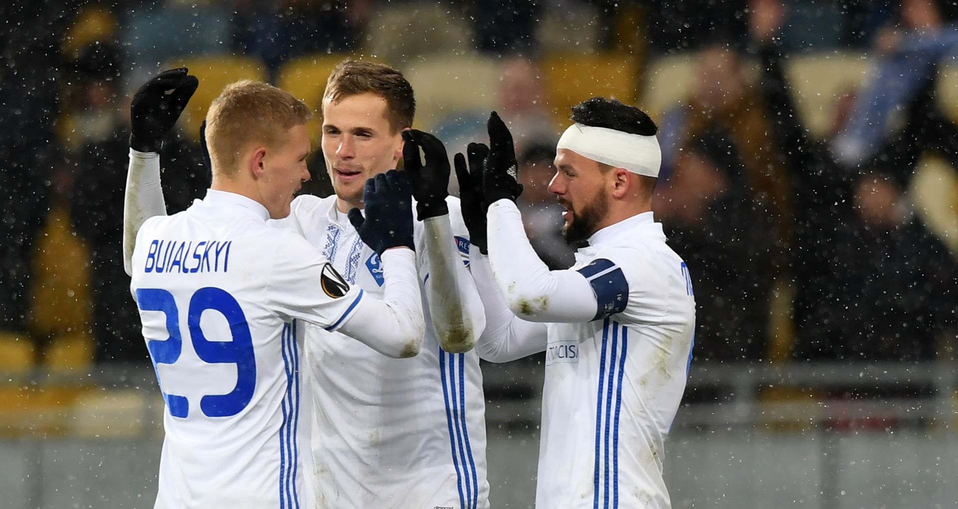 Dinamo Kiev Europa League