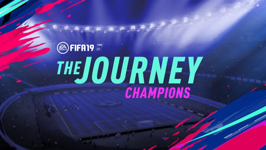 FIFA 19 The Journey Champions