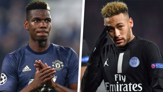 9325bbc8d UEFA Champions League  Manchester United vs PSG - Spotlight on Paul Pogba    Neymar