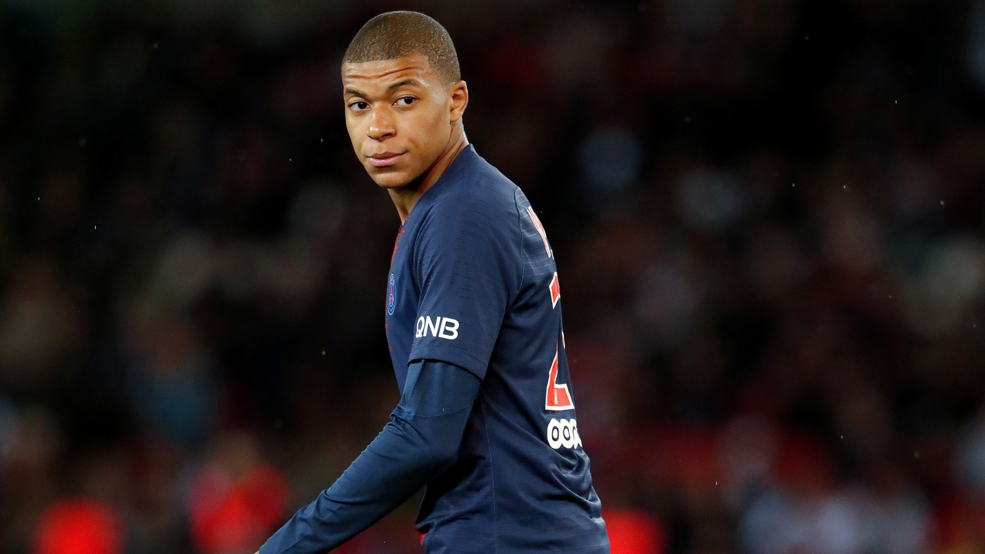 Kylian Mbappe Paris Saint-Germain 12052018