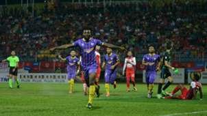 Akanni Sunday, UiTM FC, Kelantan, Malaysia Cup, 29/07/2017