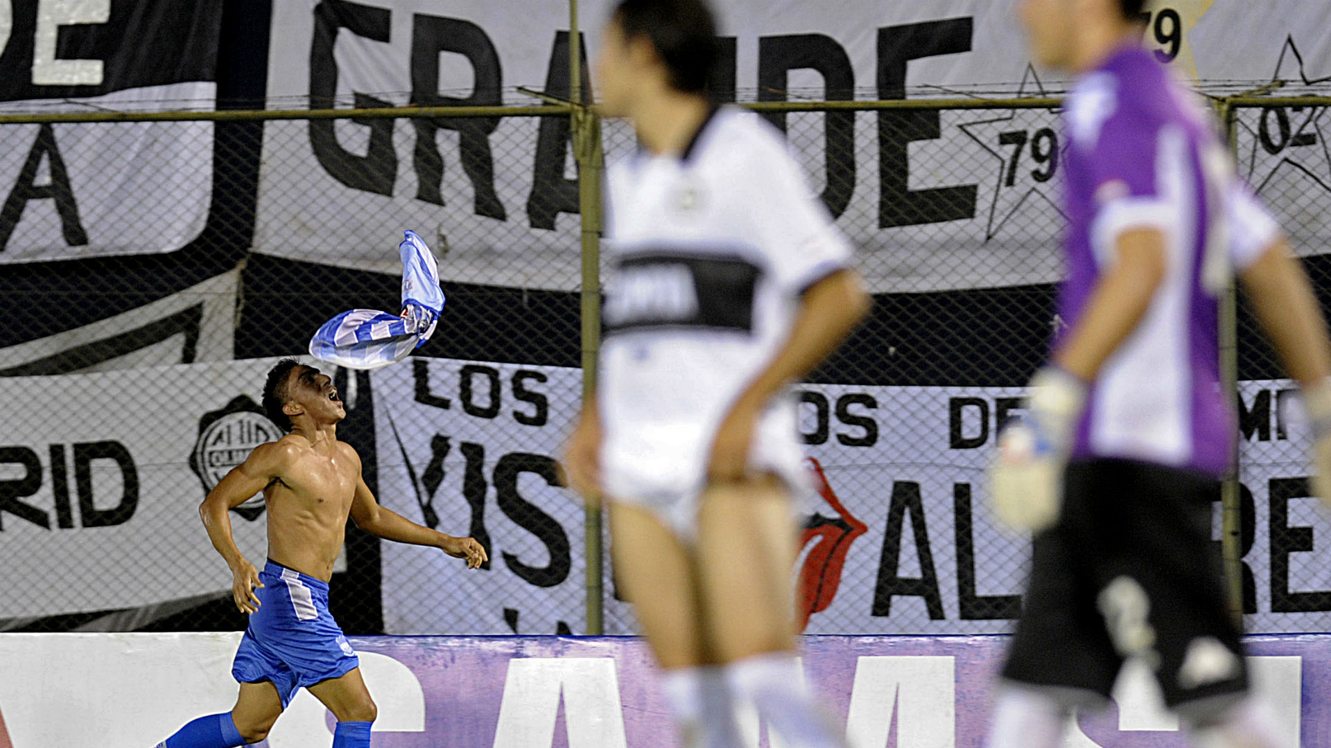 Emelec Olimpia Libertadores 2012