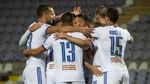MOL Vidi FC ünneplés