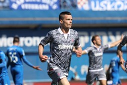 Dinamo Zagreb Hajduk Split goal