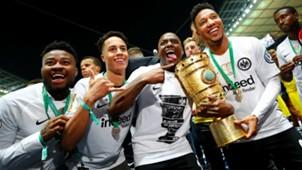 Jetro Willems, Jonathan de Guzman, Eintracht Frankfurt, DFB Pokal 05192018