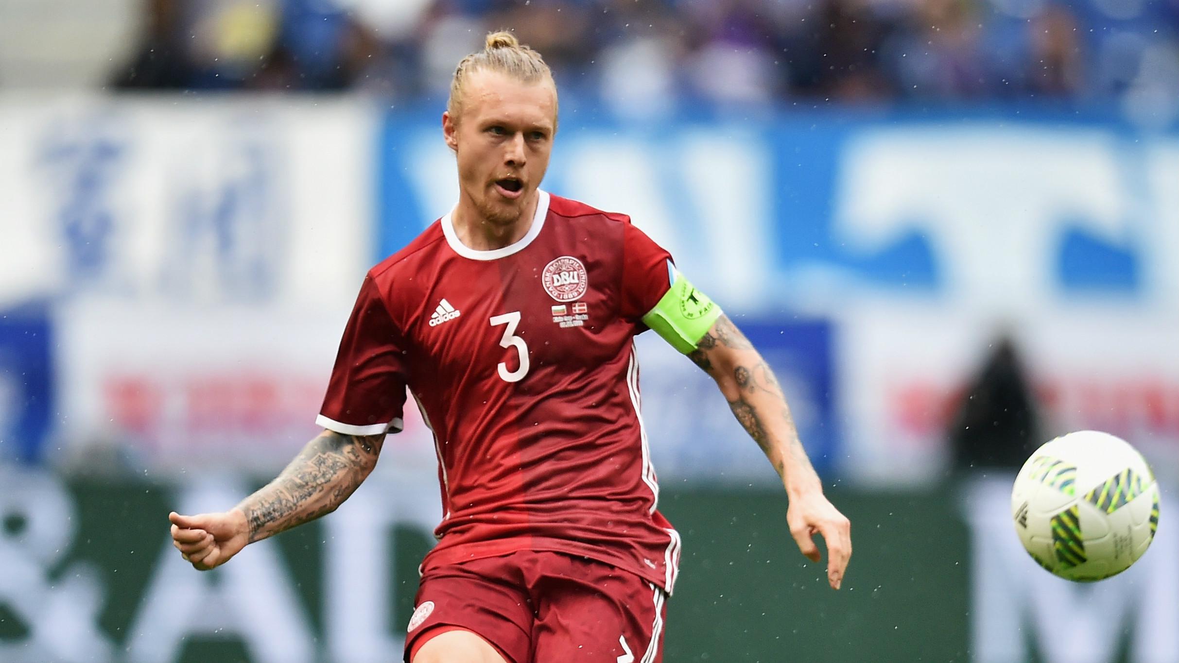 World Cup Qualifying Denmark Vs Ireland Is Heaven Or Hell Simon Kjaer Goal Com