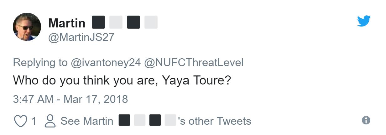 Ivan Toney Twitter