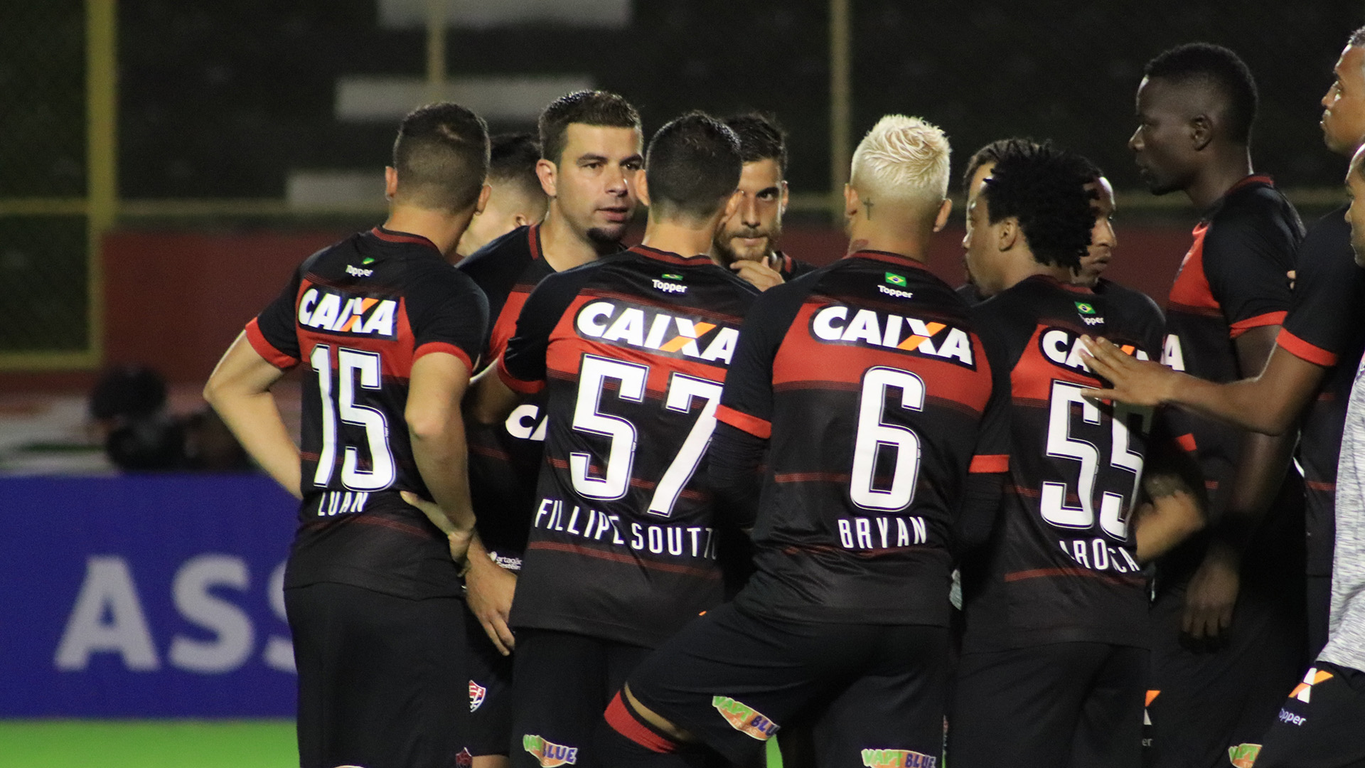 Andre Lima Vitoria Parana Brasileirao Serie A 18072018