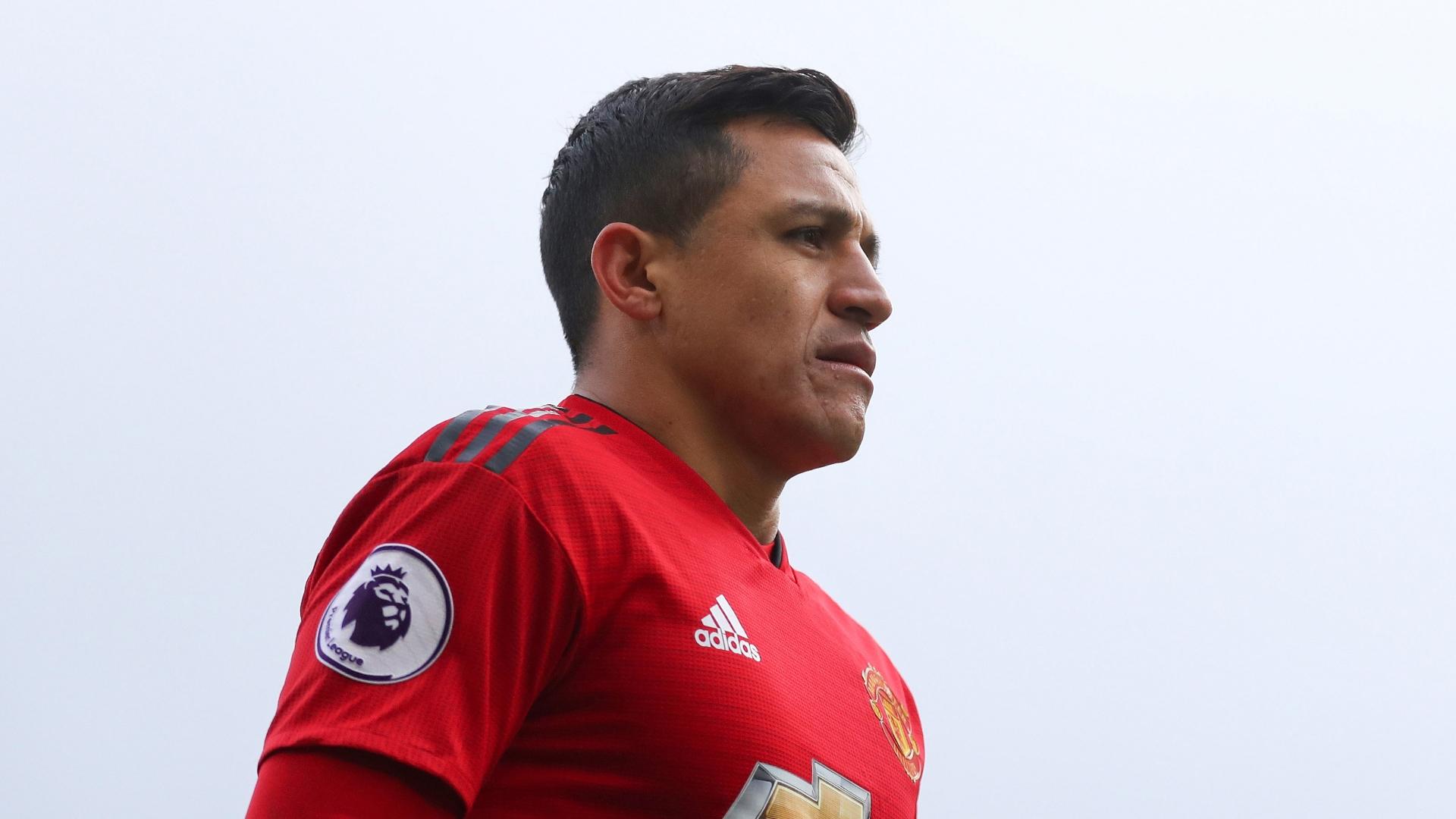 Alexis Sanchez, Man Utd
