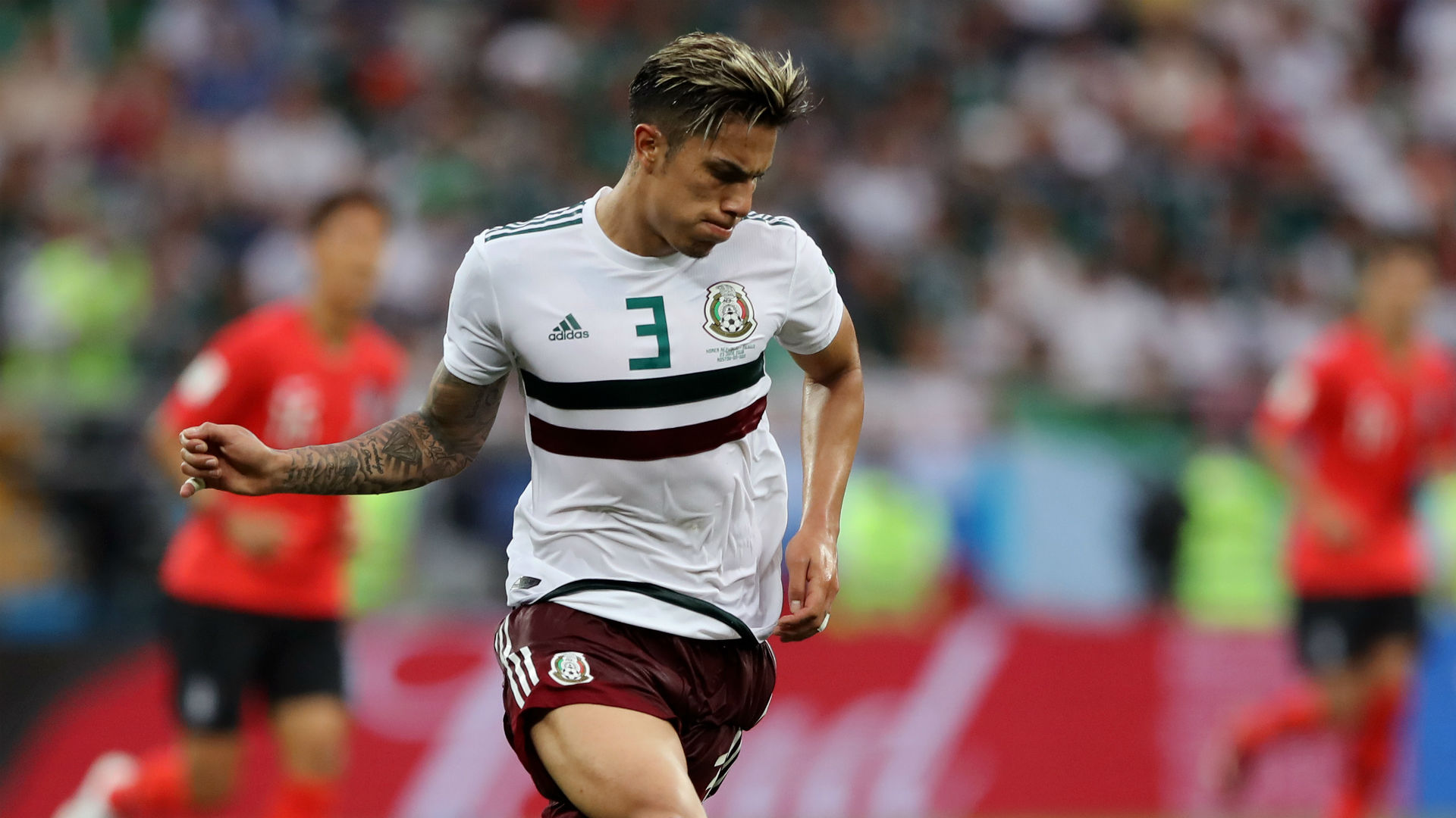 Carlos Salcedo Mexico World Cup 2018