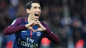Angel Di Maria PSG Monaco Ligue 1 15042018