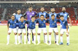China v India starting XI