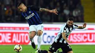 Radja Nainggolan Udinese Inter Serie A