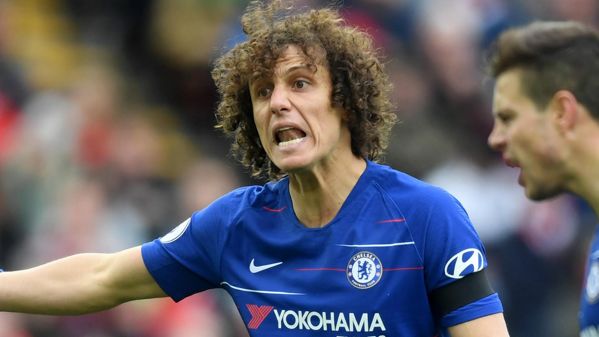 Chelsea News: David Luiz slams Burnley 'anti-football ...