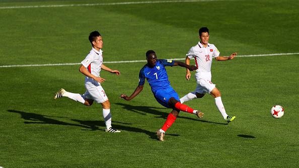 U20 Việt Nam - Pháp