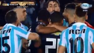 Racing U de Chile Copa Libertadores 03052018