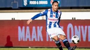 Lucas Bijker, sc Heerenveen, Eredivisie, 01292017