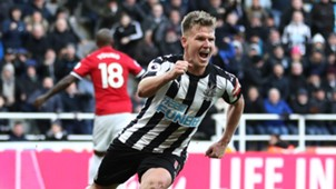 Matt Ritchie Newcastle United Manchester United Premier League
