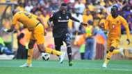 Augustine Mulenga, Orlando Pirates & Geoffrey Walusimbi, Kaizer Chiefs, October 2018