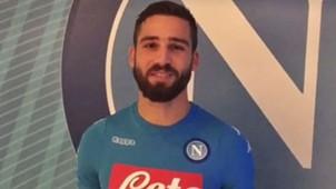 Leonardo Pavoletti Napoli