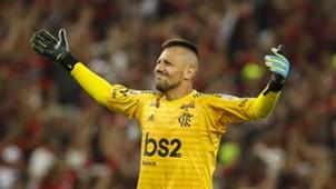 Diego Alves Flamengo Emelec Libertadores 31072019