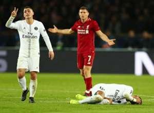 Neymar PSG Liverpool 2