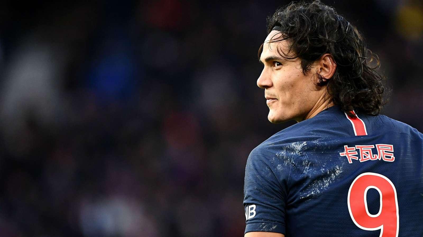 Paris gagne face à Bordeaux mais perd Cavani sur blessure (1-0)
