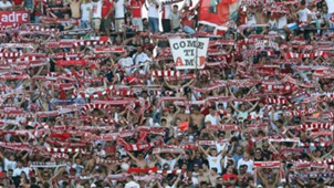 Bari fans Serie B