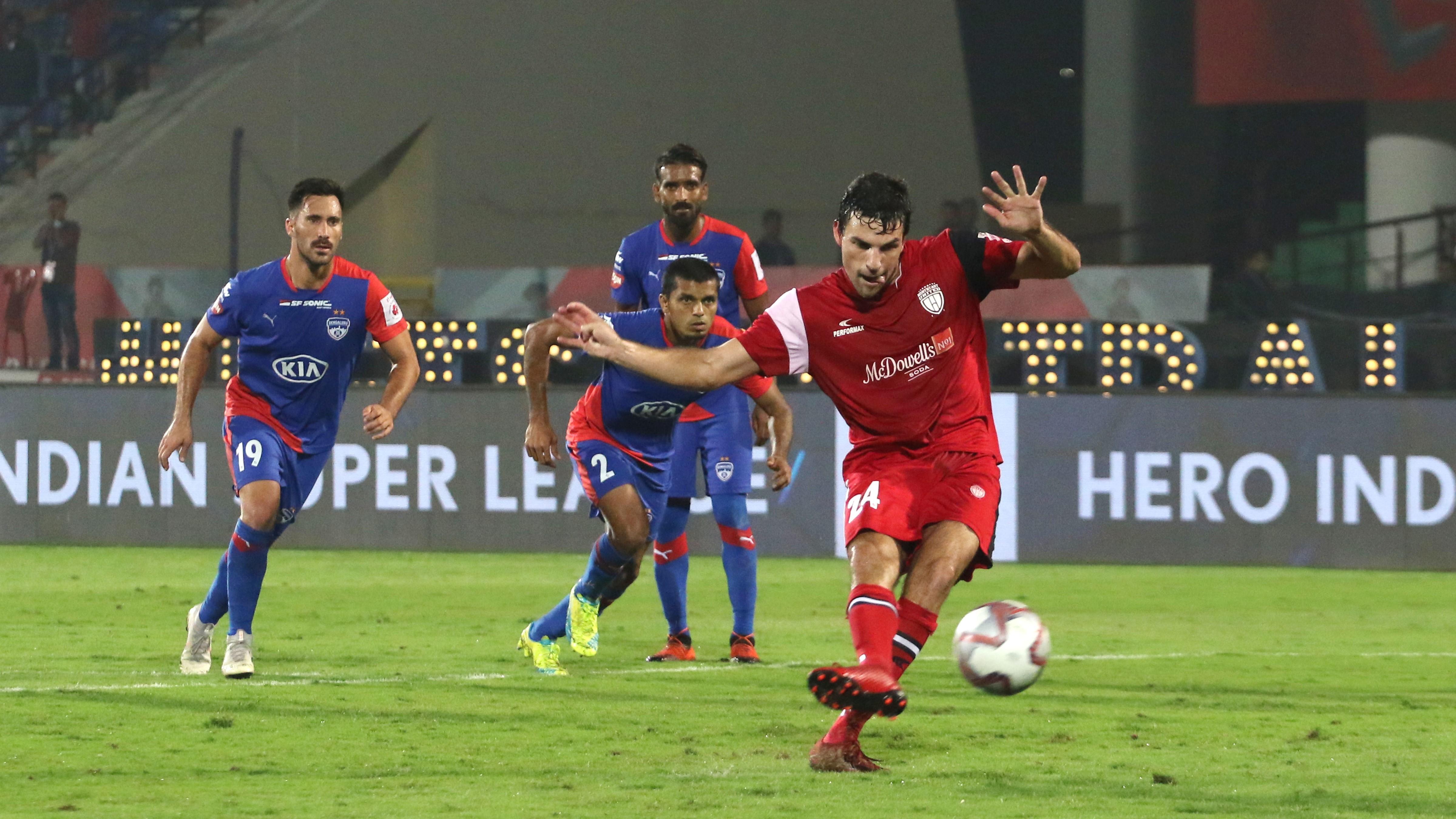 Juan Mascia NorthEast United Bengaluru FC